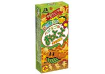 Печеньки со овощами Morinaga Confectionery Vegetable Oops