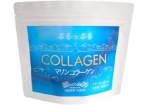 "Низкомолекулярный 100 % морской коллаген ,,Marine collagen"" GREEN FARM"