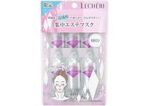 LECHERI Ice Esthe Mask Serum - ледяная подтягивающая маска для лица