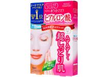 Глубоко увлажняющая маска для лица с гиалуроновой кислотой Kose Hyaluron Mask
