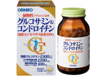 ORIHIRO Glucosamine &Chondroitin