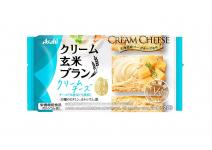 CREAM BROWN RICE BLANC - диетическое рисовое печенье с сырной кремовой начинкой