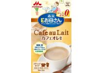 MOM CAFE AU LAIT FLOVOR -кофе с молоком  без кофеина для беременных и кормящих женщин