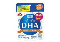 MORINAGA MOM'S DHA PREGNANCY TO LACTATION -DHA капсулы для женщин в период беременности и лактации