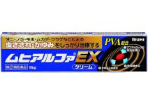 Muhi Alpha EX -крем  от зуда и воспалений после укуса насекомых