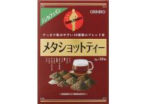 Чай для коррекции веса и контроля уровня глюкозы   Orihiro Meta Shot Tea