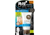 Tsururi Peeling Gasur Power -крем пилинг для лица с древесным углем