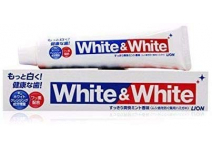 WHITE&WHITE LION -отбеливающая зубная паста