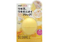 REFLAIR DEO BALL -антиперспирант 24 часового действия желтый