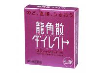RYUKAKUSAN DIRECT STICK PEACH универсальное средство от простуды