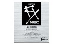 SANTE FX NEO - глазные капли от сухости в глазах